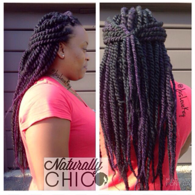 Marley Twists Protective Styles For Natural Hair By Naturally Chic