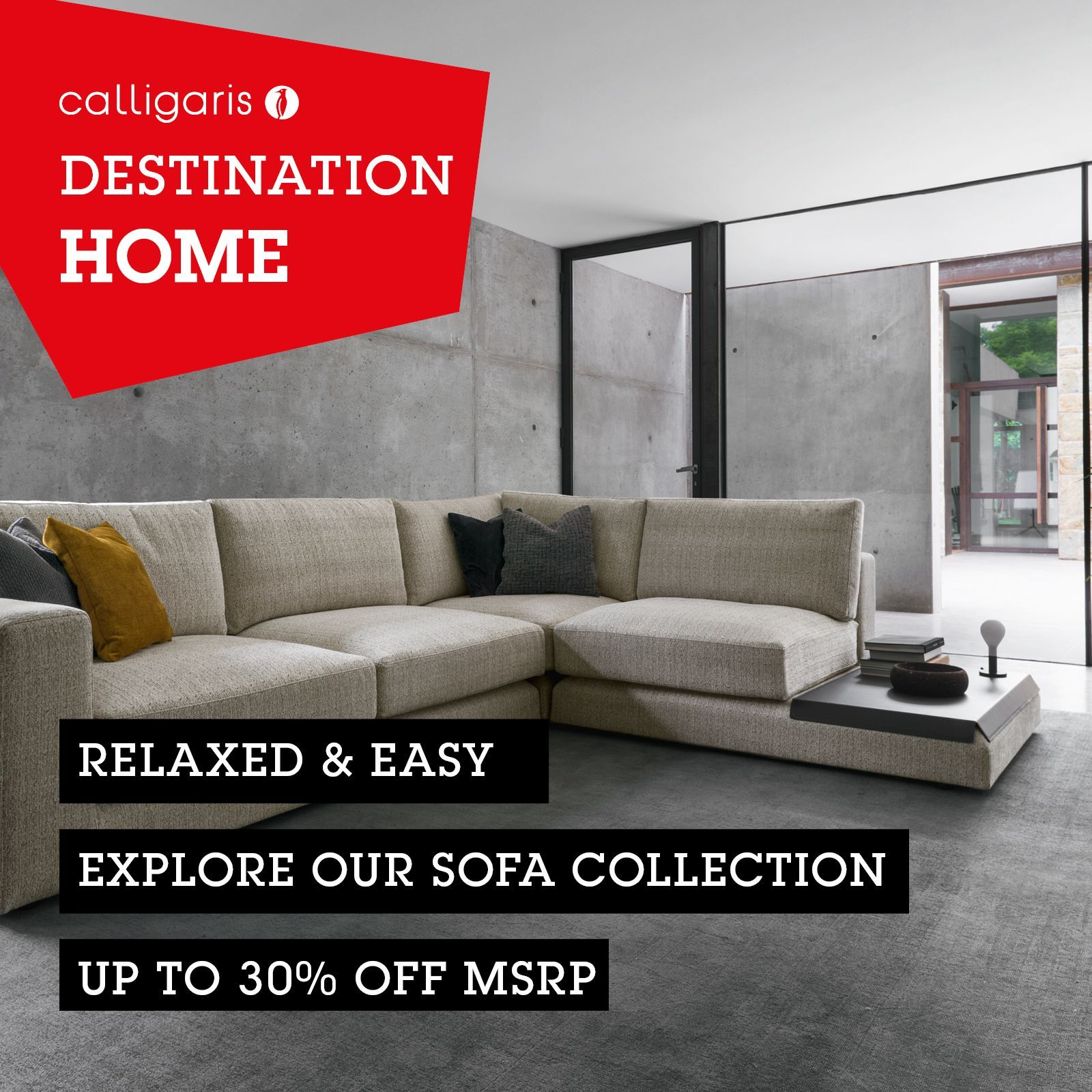 Calligaris Annual Sofa Sale Save Up To 30 Ending On Memorial