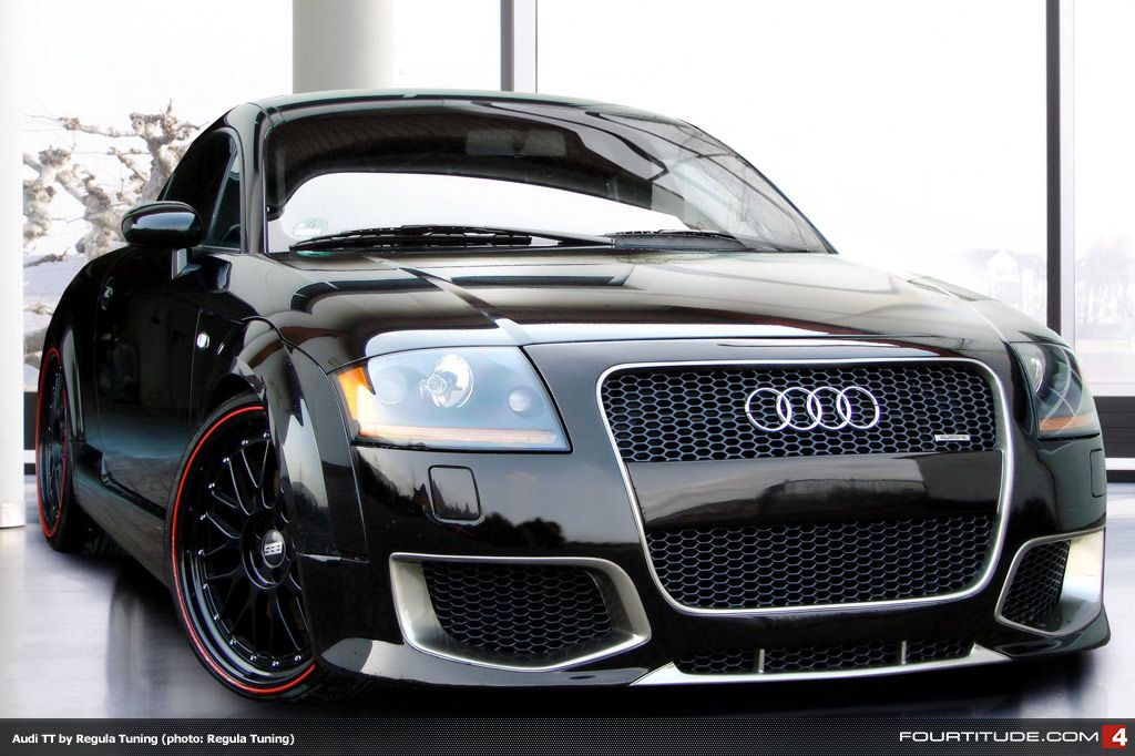 Audi tt 8n regula tuning 1024 682 r8 tt for Audi tt 8n interieur tuning