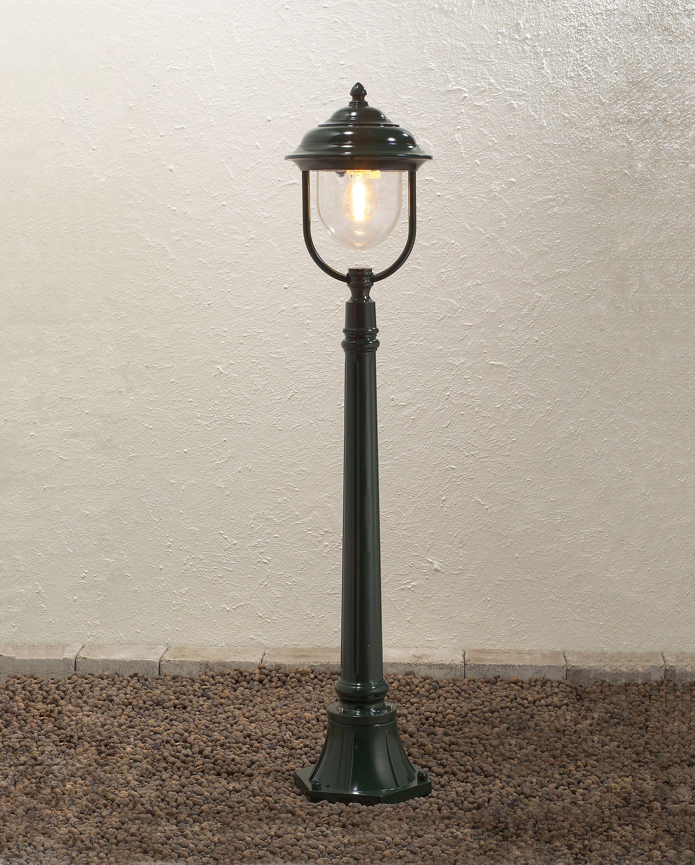 Staande Lamp Parma Mezzani Groen Klassieke Buitenlamp 7225