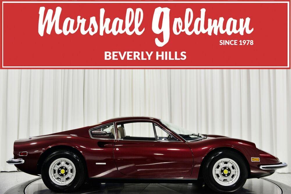 1973 Ferrari Dino 246gt 1973 Ferrari Dino 246gt Ferrari California Convertible Ferrari California T
