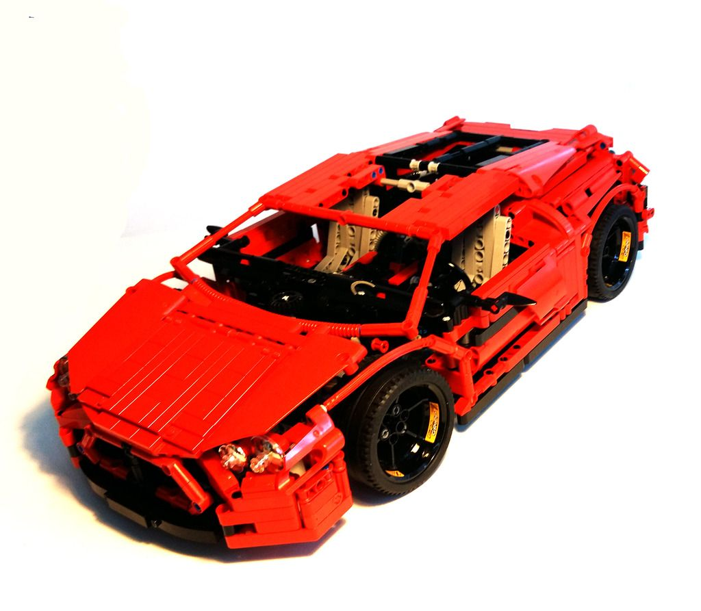 Moc Technic Supercar Mercury Lego Technic Mindstorms Amp Model Team Super Cars Lego Technic Lego Wheels