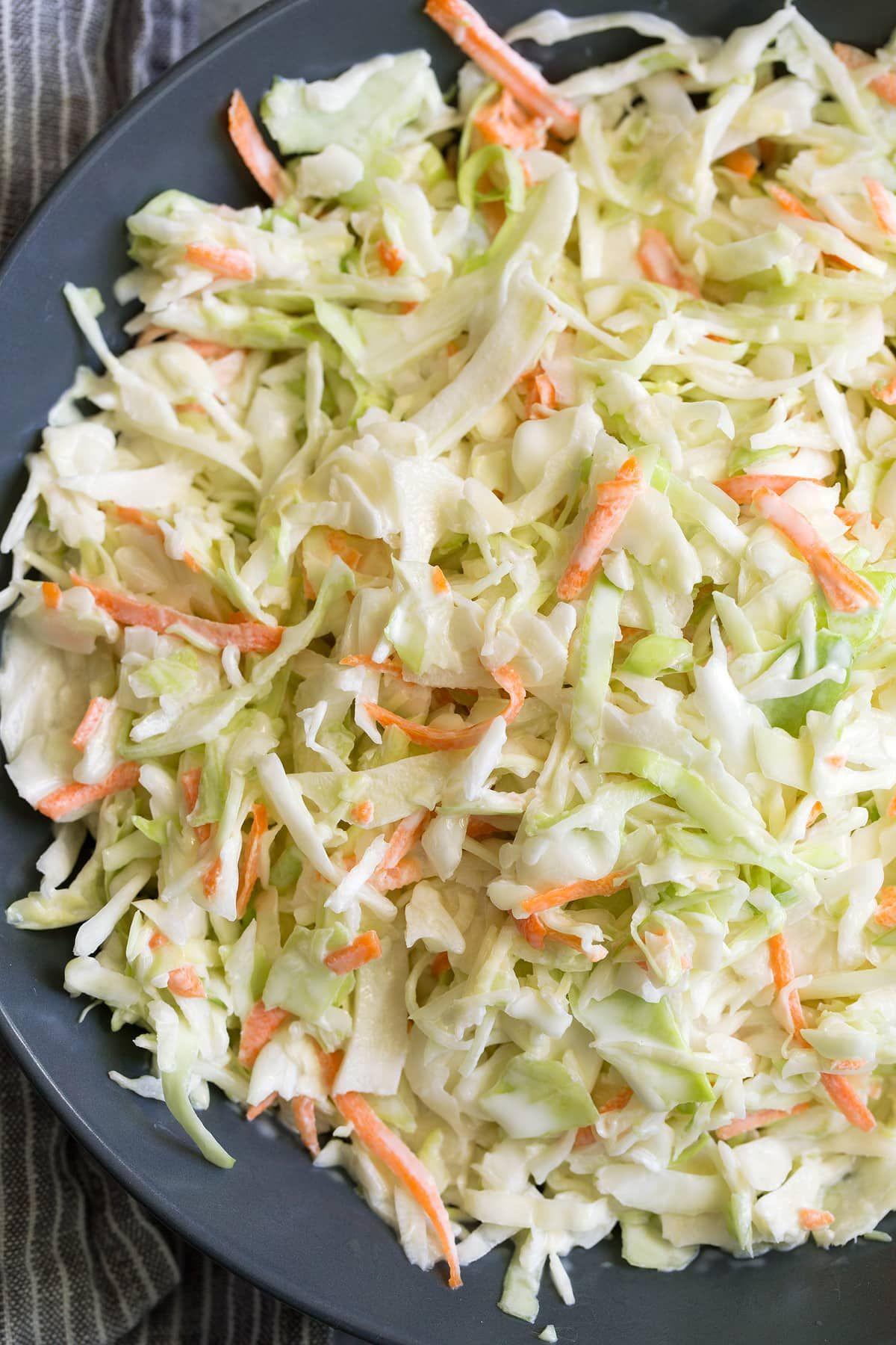 Coleslaw Recipe Vinegar Based Coleslaw Recipe Homemade Coleslaw Best Coleslaw Recipe