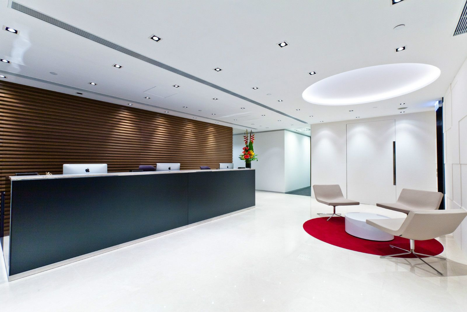 Charming Reception Counter | Project // Sports Brand | Pinterest | Design Awards,  Reception Desks And Interiors