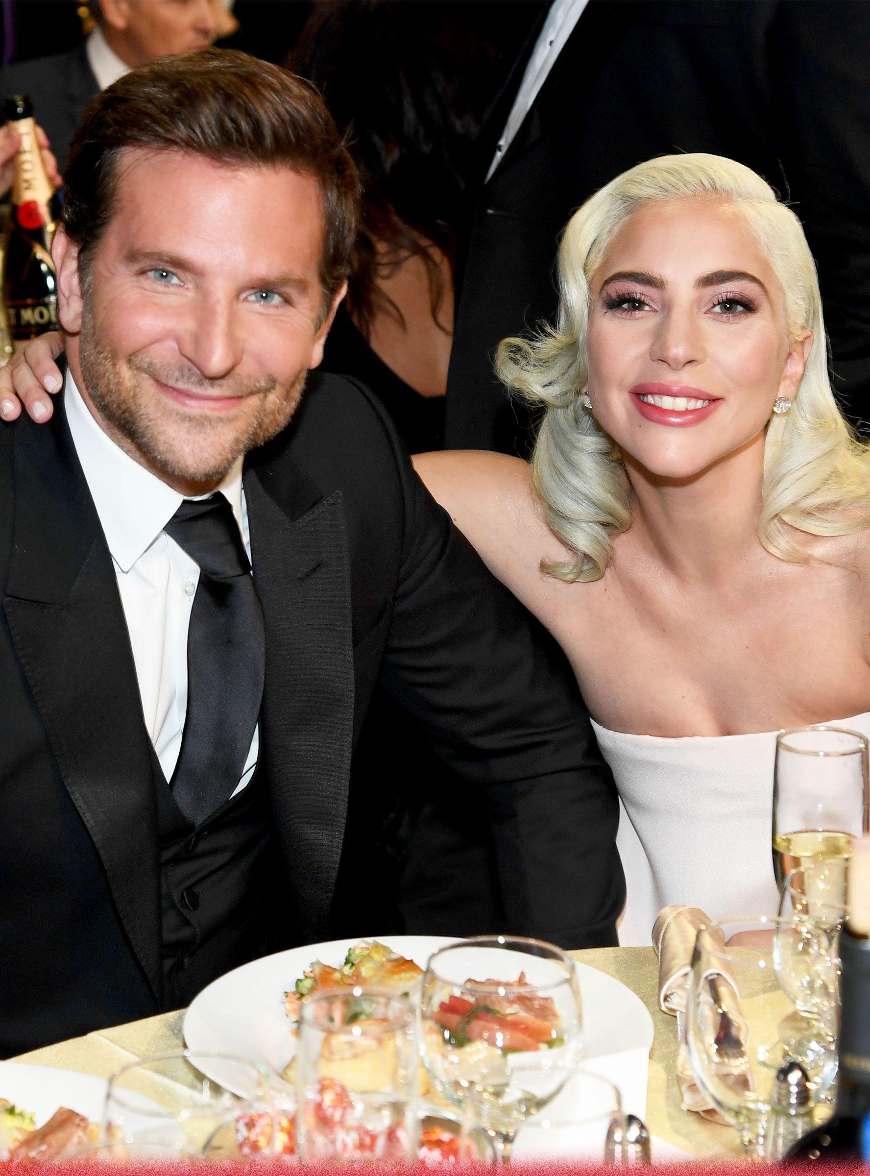 Lady Gaga S Ex Is Supporting Bradley Cooper S Ex At Least On Instagram Lady Gaga Awards Lady Gaga Bradley Cooper