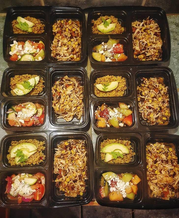 Meal Prep Monday!