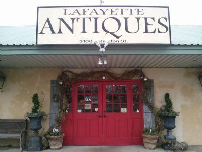 Lafayette Antique Market Antique Shopping