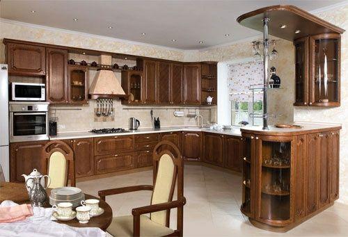 U-Form Küche - 35 Designideen für Ihre moderne Kücheneinrichtung - modern küche design