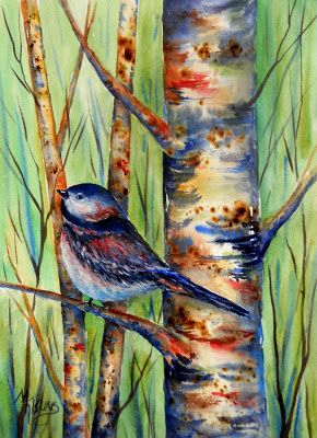 Martha Kisling Art With Heart Studio Bird S Eye View From An