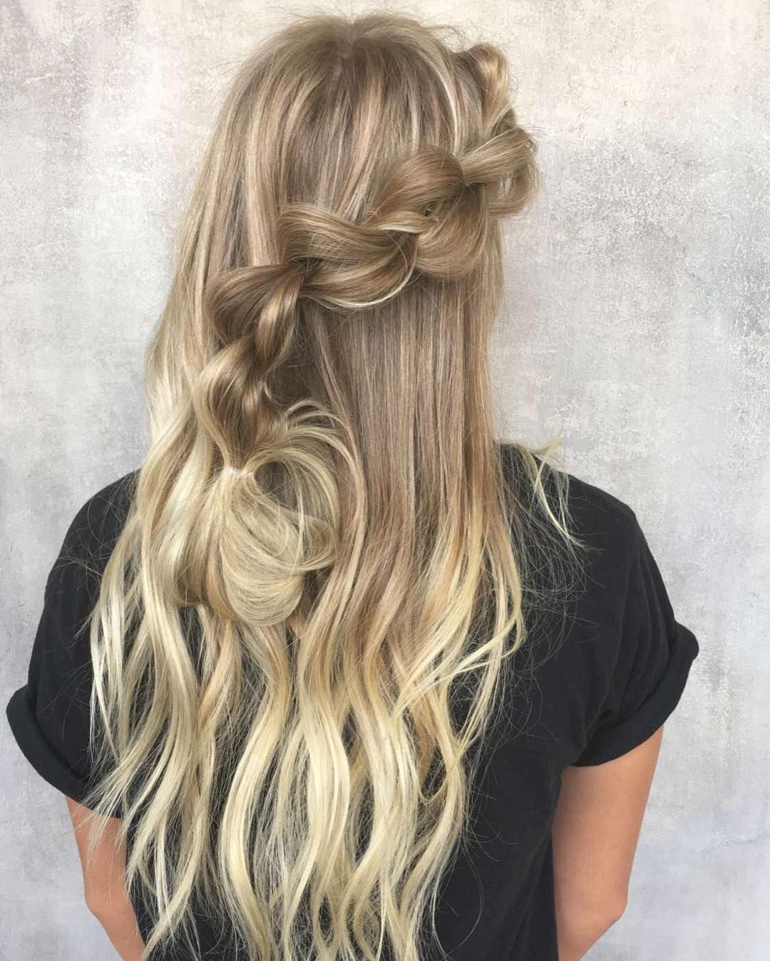 αυυυвreyтαтe нαιr pinterest hair style homecoming hair