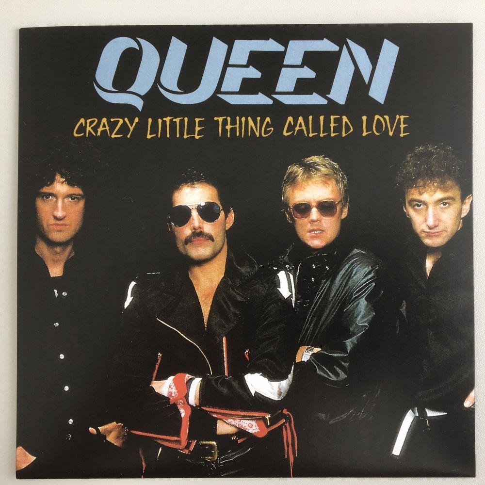 Image result for queen crazy little thing called love images