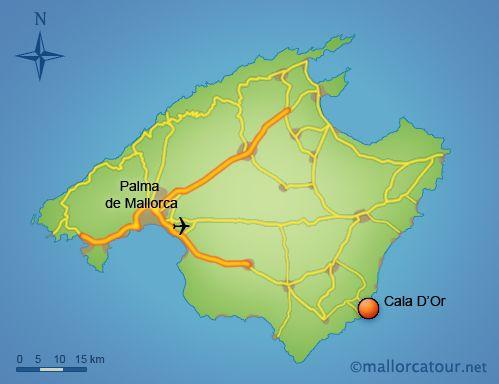 Cala DOr Mallorca Resort Guide mallorcatournet I need to