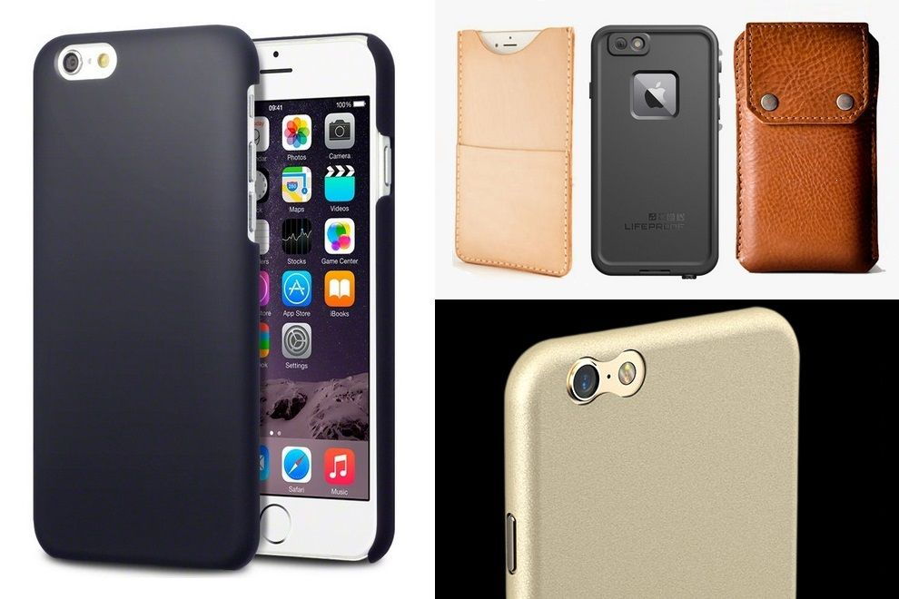 Top 10 iPhone 6 Cases and Covers to Buy In 2015