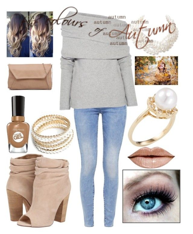 """""""Autumn Fall."""" by sequoiafaie ❤ liked on Polyvore featuring Chinese Laundry, G-Star, Joseph, Humble Chic, ZooShoo, Belpearl and Anastasia Beverly Hills"""