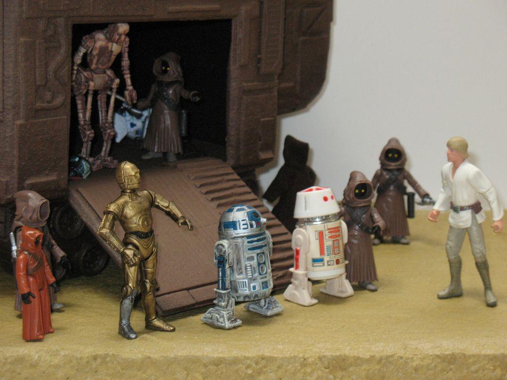 star wars diorama backgrounds - Google Search   Star Wars Generation