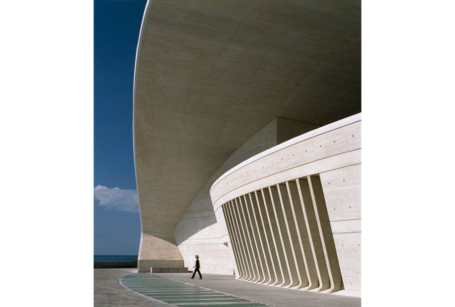 Selected Works Architecture Tenerife Architecture Tenerife Shell Structure