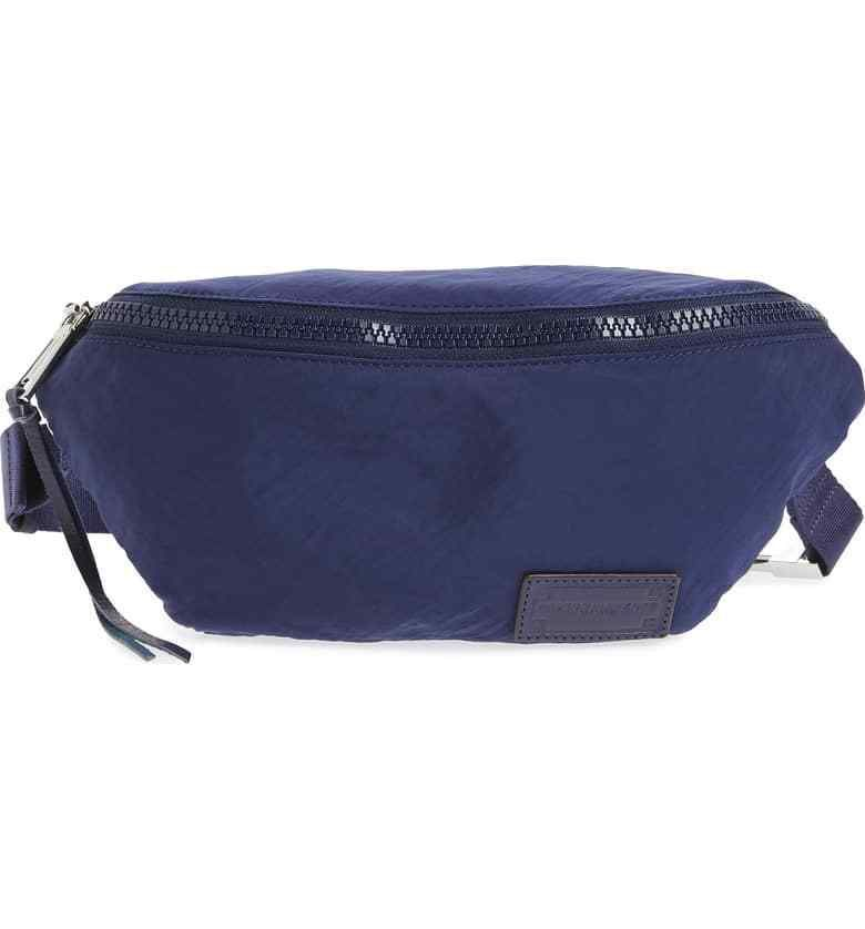 7f1c389b0b09 Rebecca Minkoff Women's Nylon Belt Bag Fanny Pack True Navy Blue, One Size # RebeccaMinkoff #BeltBag #winter #style #fashion #christmas #giftideas  #holiday ...