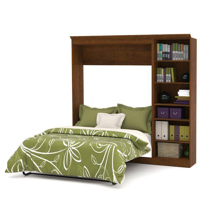 Mercury Row Amaker Full & Double Murphy Bed | Wayfair