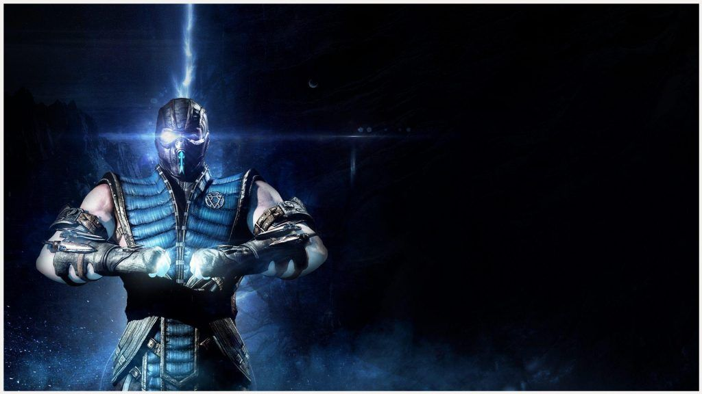 Mortal Kombat Sub Zero Wallpaper