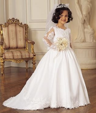 5e7b2843e95 miniature brides dresses!! Too cute