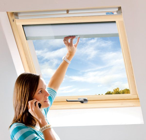 Fire Escape Top Hung Keylite Roof Windows Roof Window Windows With Blinds Flat Roof Systems
