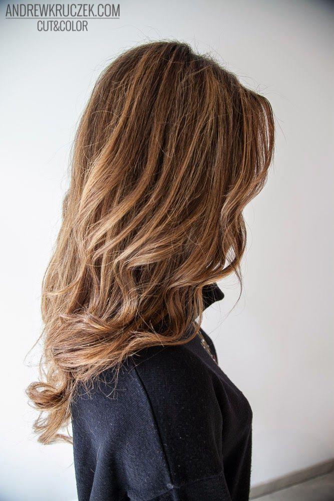 Gold Highlights at Kruczek Hair Concept