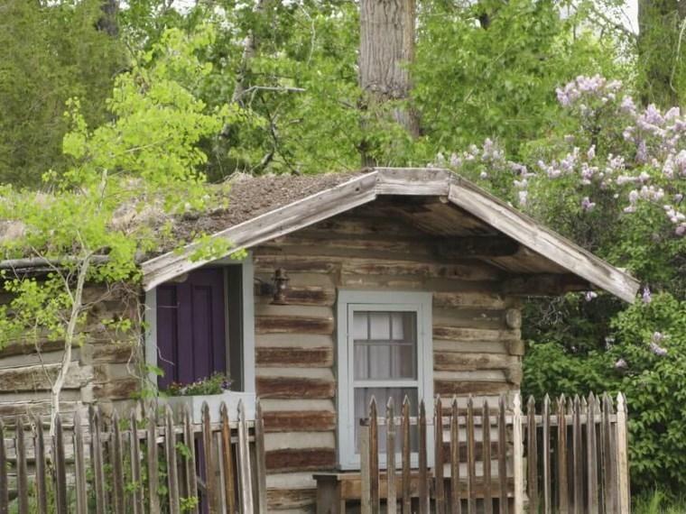 Sehr schöne Holzhütten für den Garten gartenhaus