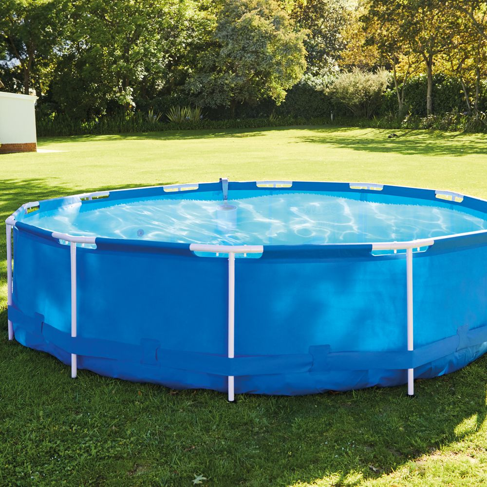 Lidl swimming pool hits store in time to beat the heatwave ...
