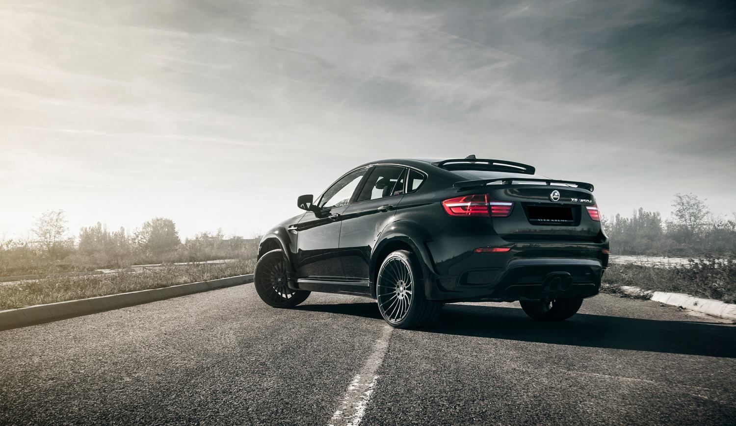 hamann launches the tycoon evo kit for bmw x6 m50d. Black Bedroom Furniture Sets. Home Design Ideas