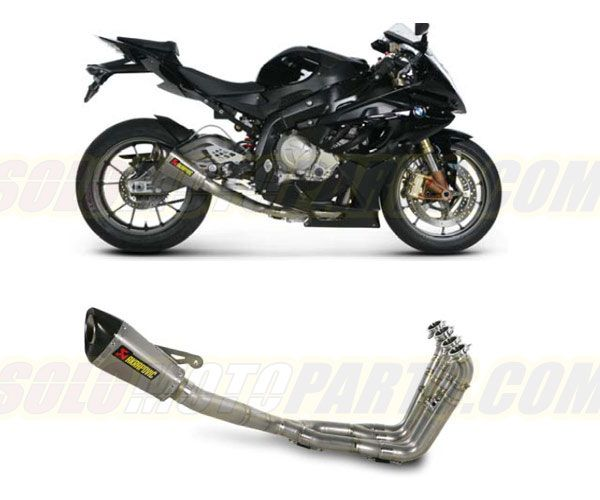 Akrapovic Racing Full Exhaust System (Shorty Hex) for S1000RR 10-12