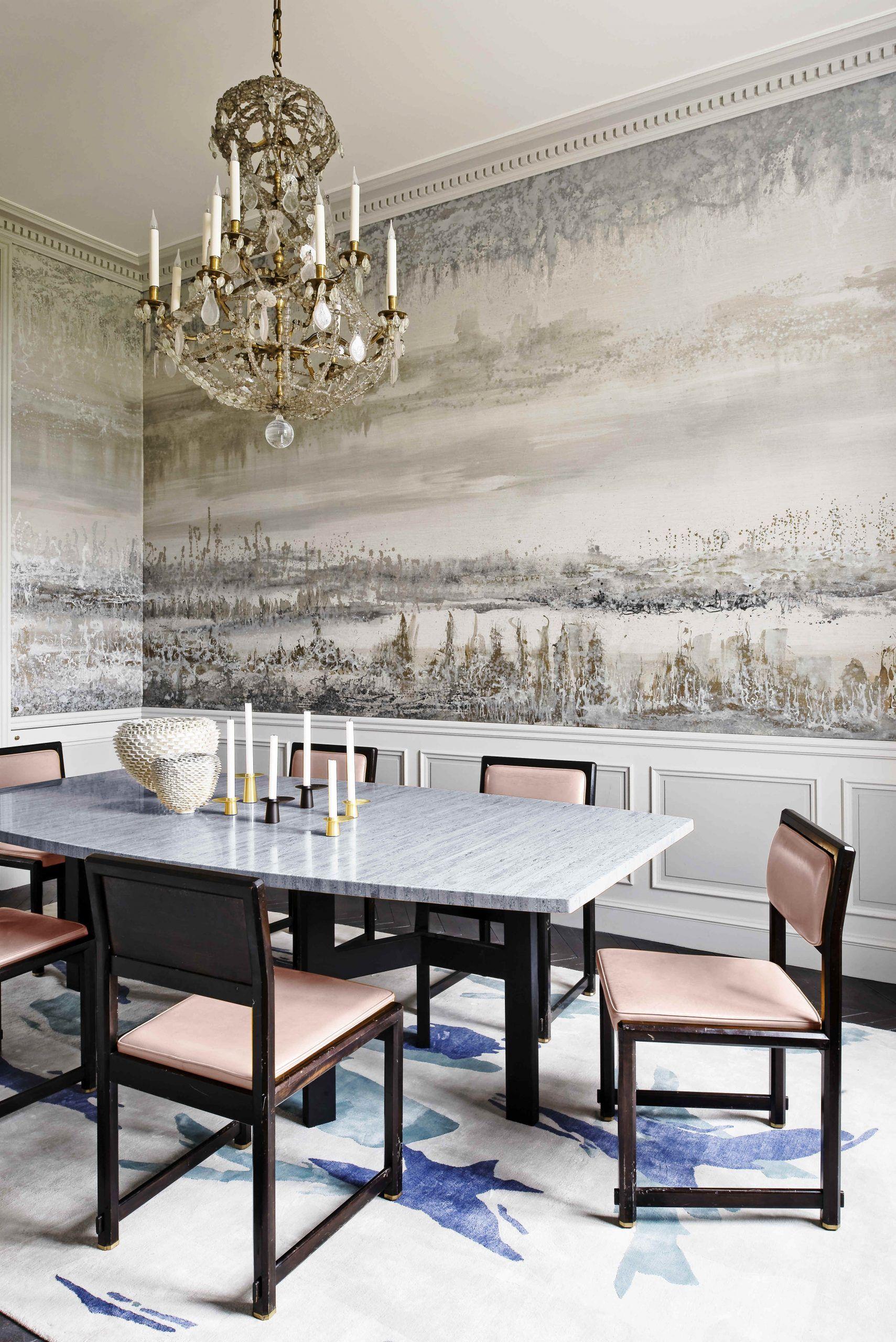 Formal Dining Room Decor Ideas 50 Best Dining Room Ideas Designer Dining Rooms Decor Dekor Desain Produk Desain Kamar