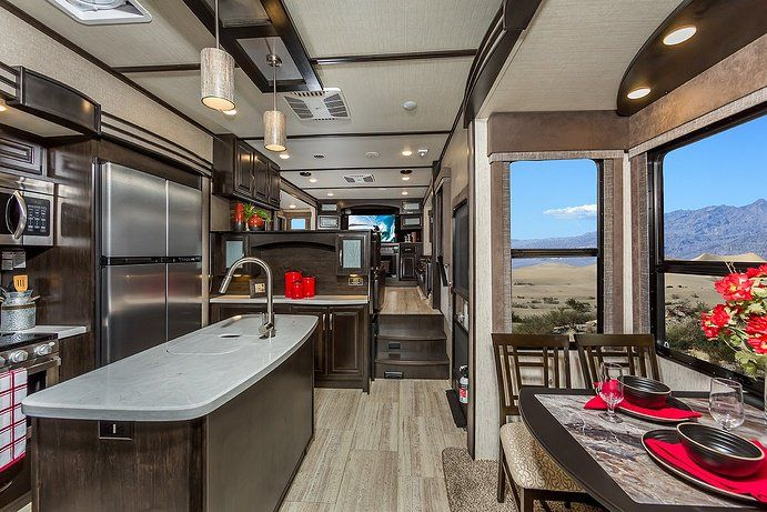 6 Top Travel Trailers And Fifth Wheels For 2019 Toy Hauler