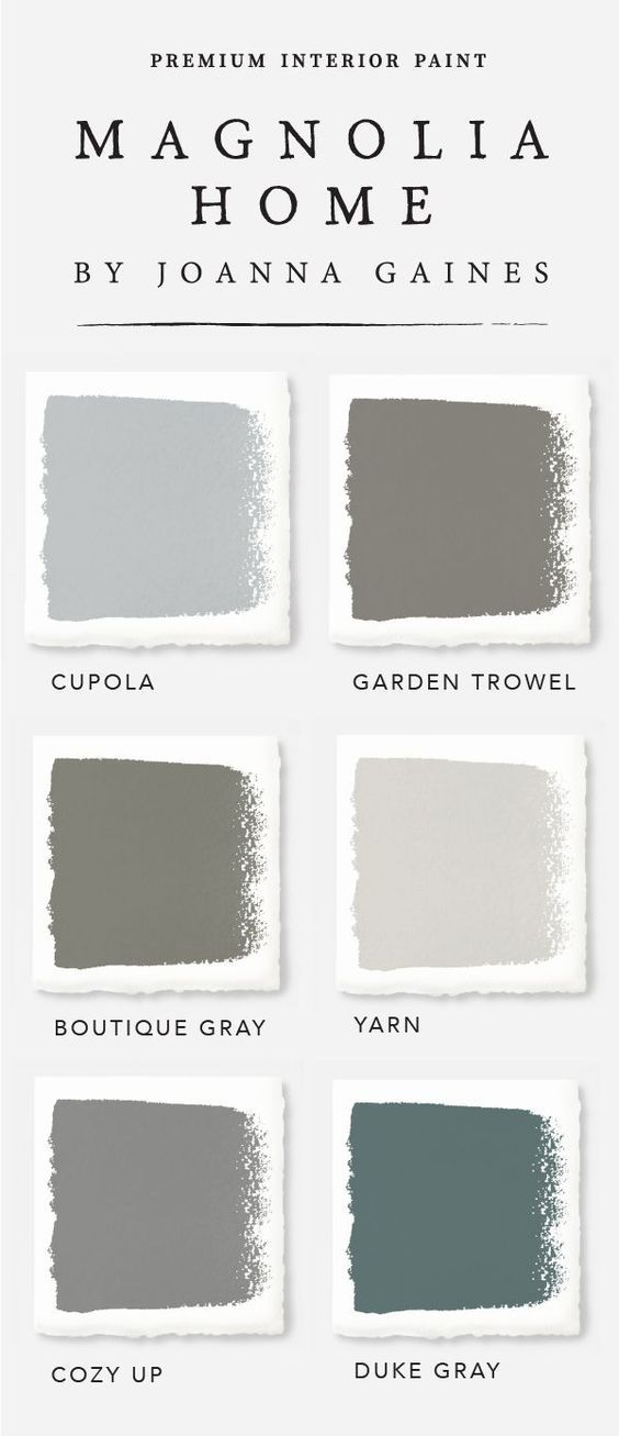 These Gorgeous Farmhouse Style Interior Paint Colors From Designer Joanna  Gainesu0027 Magnolia Home Paint Collection Will Have You Reaching For Your  Paintbrush ...