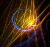 Zusammenfassung Hintergrund. gelbe Palette. stock photography
