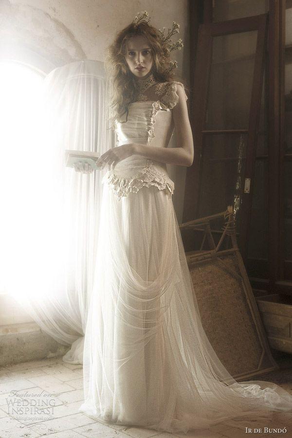 Ir de Bundó 2012 bridal collection