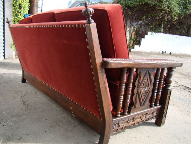 Angelus Furniture Couch Circa 1920s