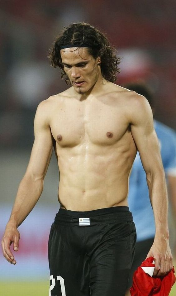 Edinson Cavani Height And Weight Body Soccer Players