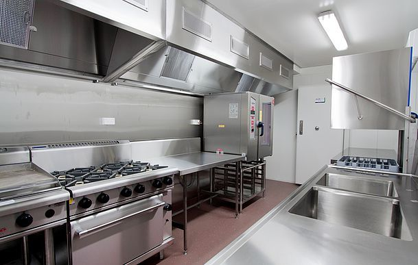 Shipping Container Kitchen   Google Search