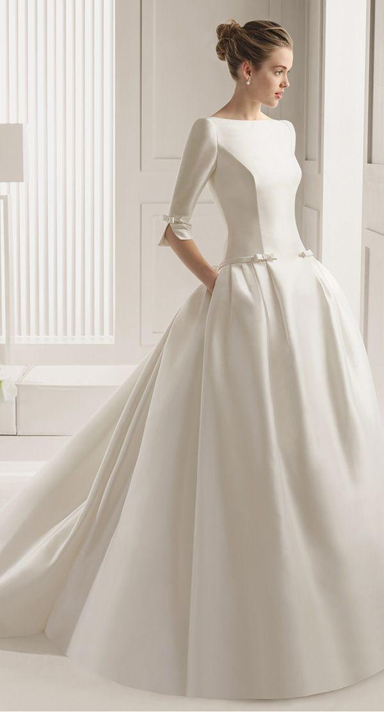 The Best Bridal Wedding Dresses Ideas & Details for 2017 | wedding ...