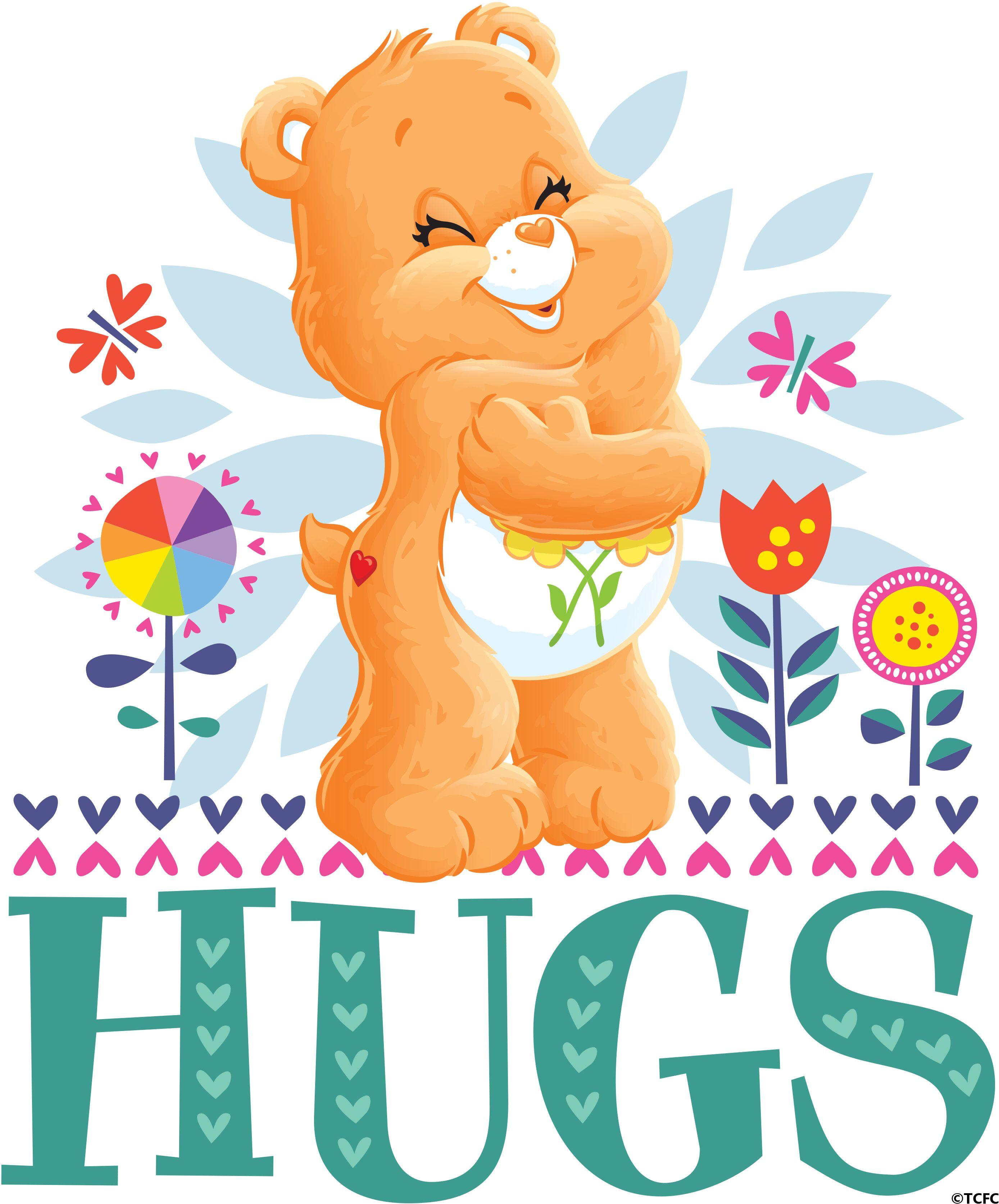 Care bear hugs shareyourcare friendbear care bears