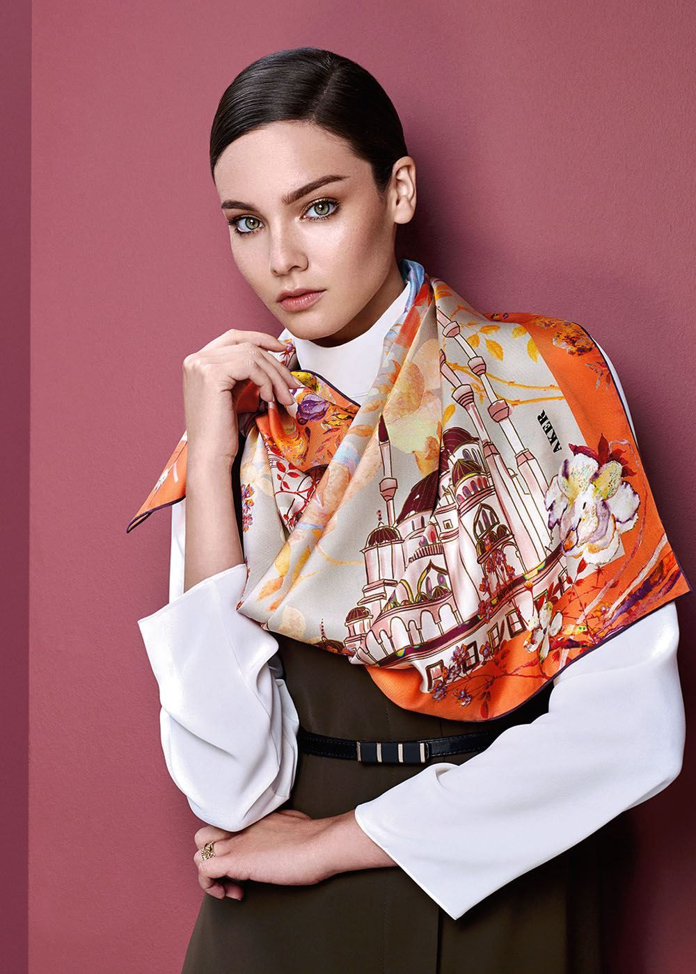 belts on How to wear scarves, Ways to wear a scarf