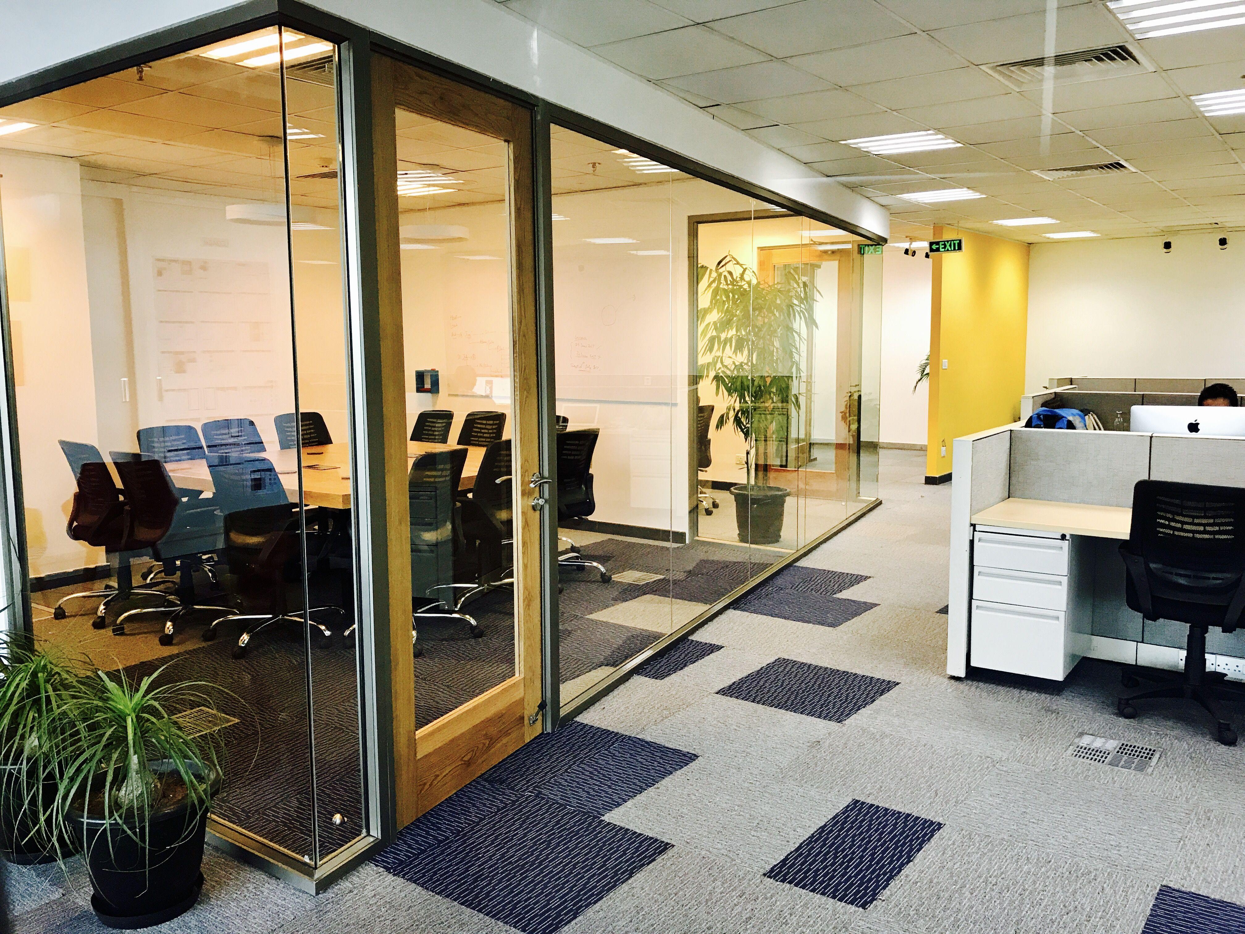 A peek inside Millipixels new office and