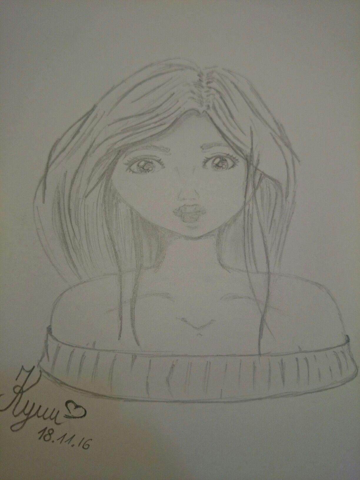 Seit langem mal wieder etwas gezeichnet habe mal versucht etwas realistischer zu zeichnen. Was sagt ihr?
