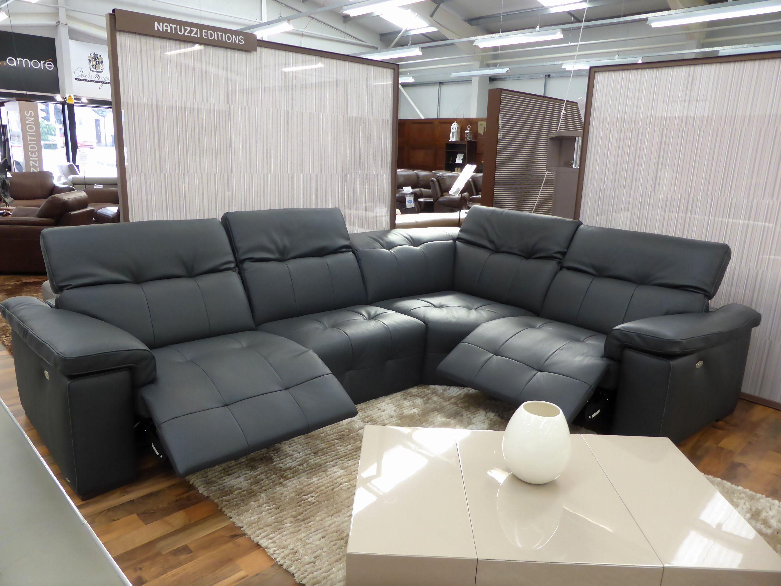 Best Of Big Corner Sofa Picture Grey And White Corner Sofa  # Muebles La Moheda