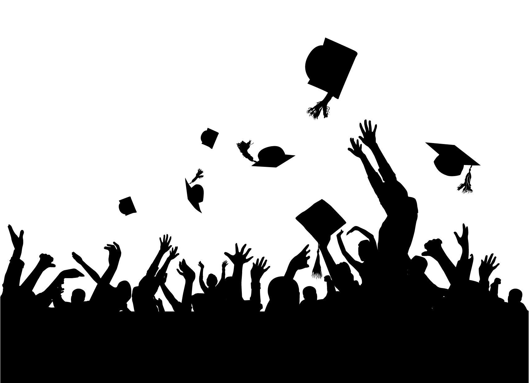 Graduation Gambar Wisuda Sma Desain Pamflet