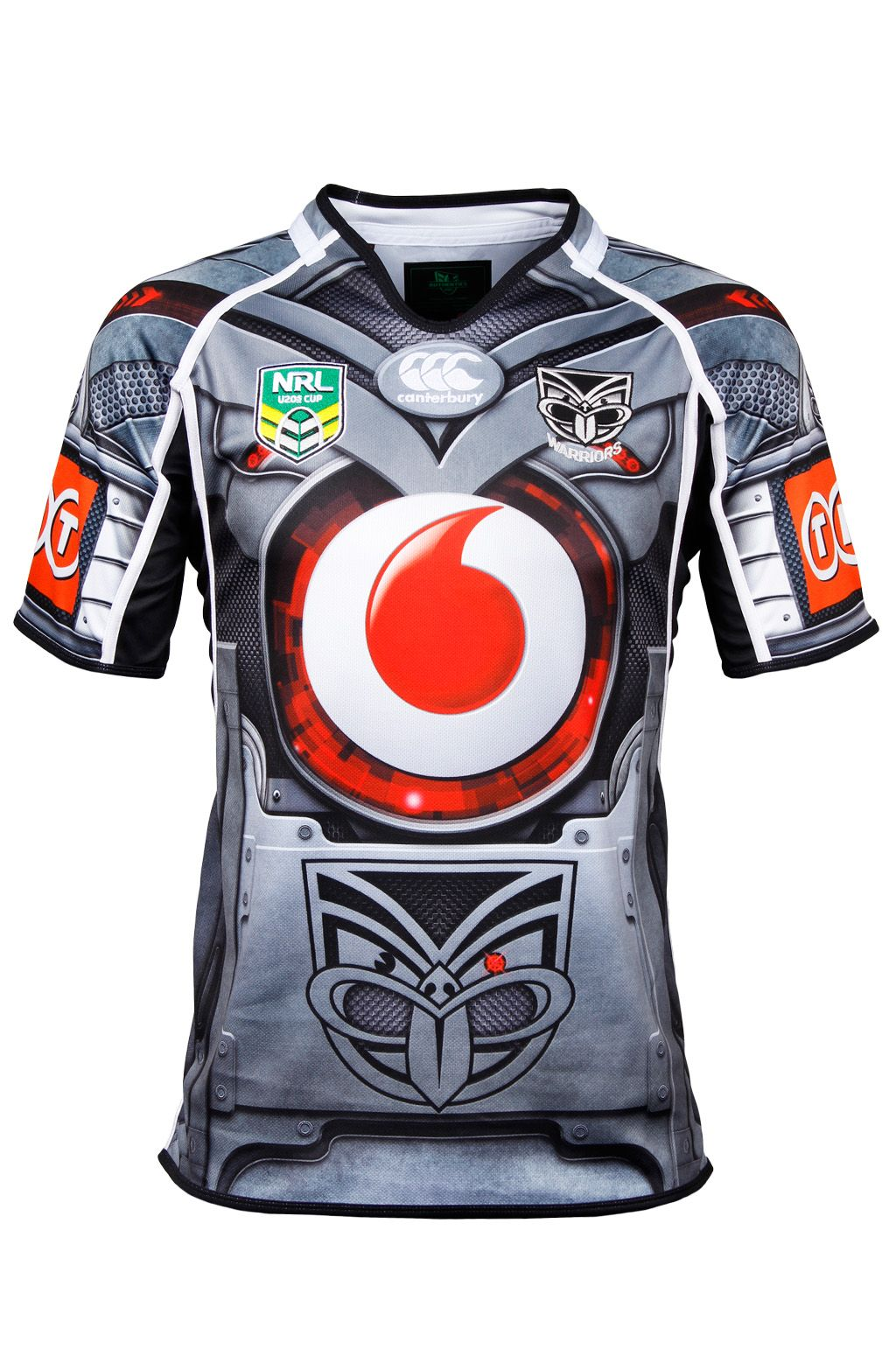 b8ec3e634b4c1 Buy Australia's Best Sports Lifestyle Clothing and Accessories - Canterbury  NZ - Shop - Supporters - Warriors 2013 Under 20's Home Jersey