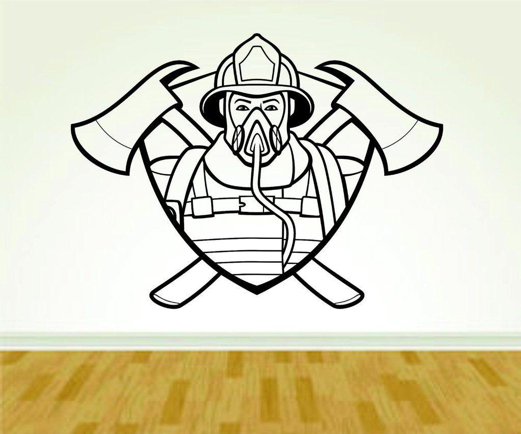 drawing fireman beroepen Pinterest Firemen, Drawings