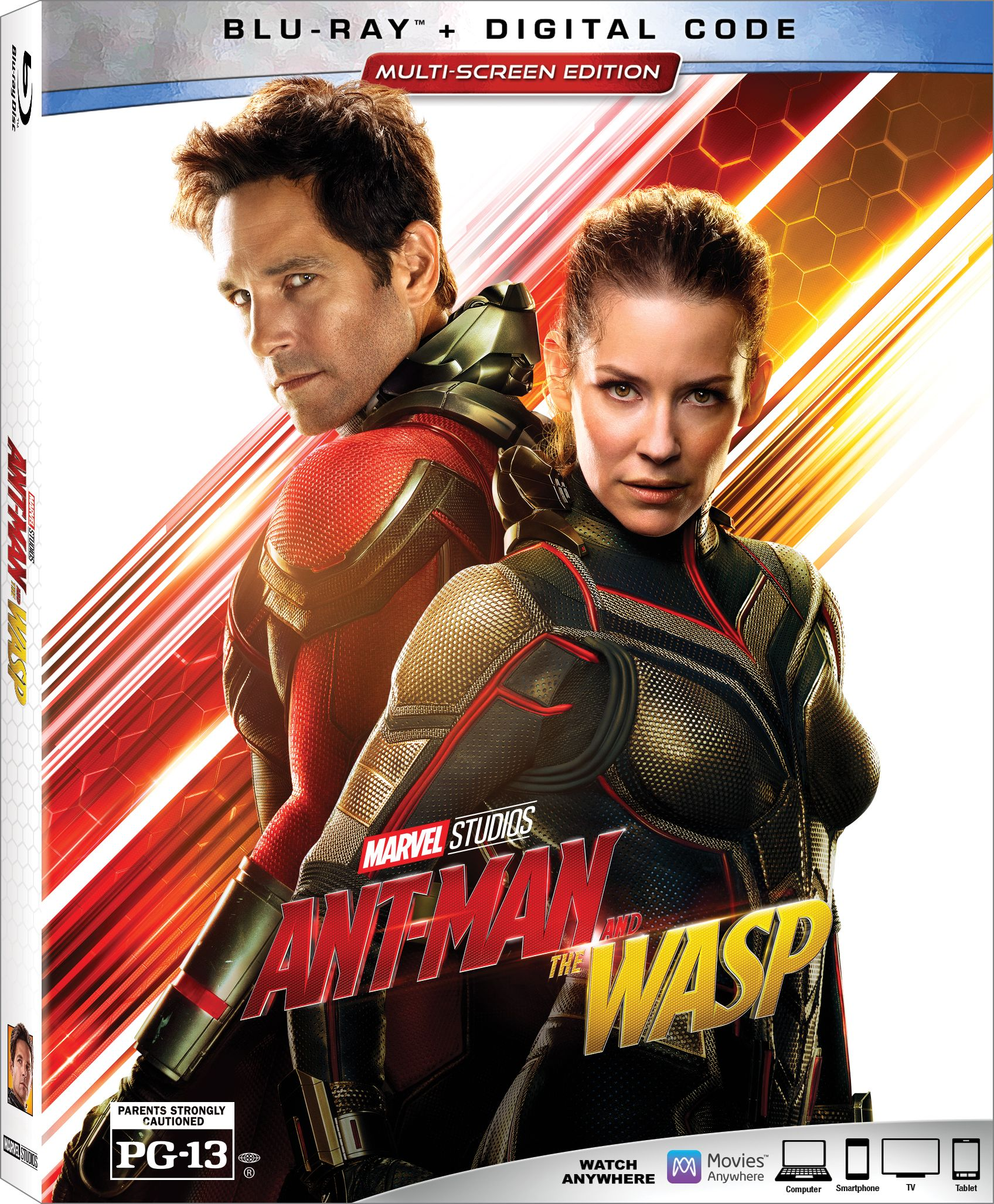 Ant Man And The Wasp On Blu Ray And Dvd Giveaway Wasp Movie