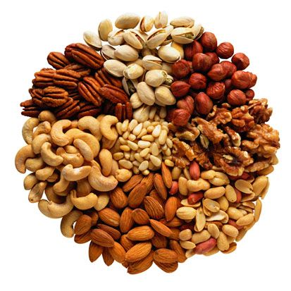 10 foods for healthy hair pinterest granola healthy hair and eat more nuts a healthy source of protein and other nutrients for healthier hair forumfinder Choice Image