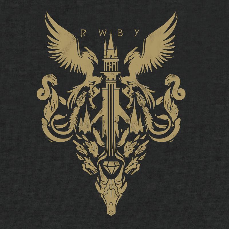 Rwby Fall Of Beacon Shirt Art Beacon Academy Concept Art